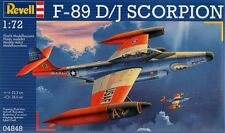 REVELL NORTHROP F-89 D/J SCORPION NEW MINT & SEALED 1/72