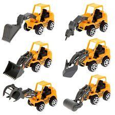 Baby Kinder Spielzeug Bau Bagger Lernspielzeug Spiel Auto Instrumente rc NEU