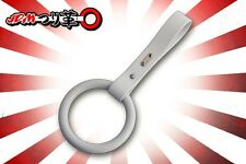 Brand New White TSURIKAWA - JDM / Bosozoku Ring - Train Handle Drift Old School
