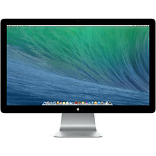 "Apple Thunderbolt A1407 27"" Widescreen IPS LCD Monitor, built-in Speakers"