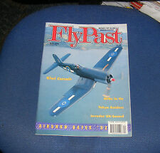 FLYPAST MAGAZINE APRIL 1992 - KIWI CORSAIR/MiGS IN OZ/TOKYO RAIDERS