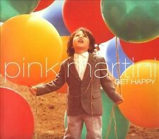 Pink Martini - Get Happy [CD New]