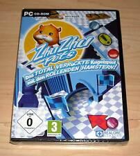 Computerspiel PC Game Spiel - Zhu Zuhu Pets - Kugelspiel mit Hamstern - Neu OVP