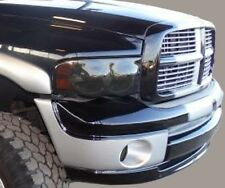 02-05 Dodge Ram 1500 2500 precut headlight + fog light tint vinyl smoked covers