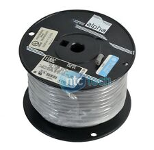Alpha Wire 1180C SL002 10 Conductor 22 AWG Gray Unshielded 10-22 100' Feet