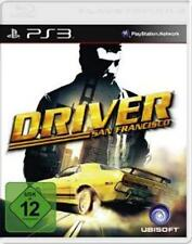 Playstation 3 DRIVER SAN FRANCISCO OVP TopZustand
