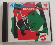 Heart's Horizon by Al Jarreau (CD, Nov-1988, Reprise)