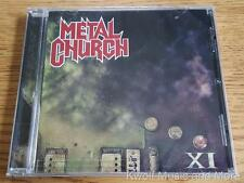 """METAL CHURCH  """"XI""""  Mike Howe  Rat Pak/RPR603068    NEW  (CD, 2016)"""