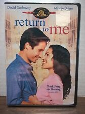 Return To Me 2009 Widescreen DVD NEW David Duchovney Minnie Driver