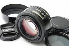 SMC Pentax FA 50mm f1.4 LENS w/hood Excellent+++ Condition From Japan #099