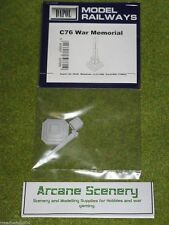 Dapol WAR MEMORIAL 1/76 Scale scenery Kit 00/HO C76