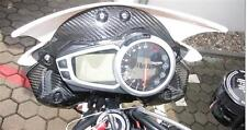 Triumph speed triple 1050 2011 carbone instruments support Cockpit Compteur de vitesse