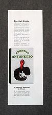 F868 - Advertising Pubblicità - 1988 - DIGESTIVO ANTONETTO