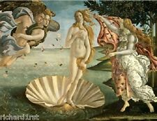Jigsaw puzzle Renaissance Art Birth of Venus 1000 piece NEW made in the USA