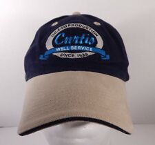 Curtis Well Service Truckers Baseball Cap Hat