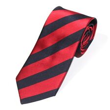 Men's Striped Silk Ties