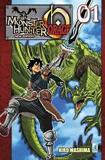 MONSTER HUNTER ORAGE 1 NEW EDITION - MANGA STAR COMICS - NUOVO