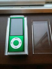 Apple 8GB iPod Nano 5th Generation Green Camera A1320 Mint Condition