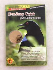 (JC) Bird Coin Card no 5 - Dendang Gajah 2005