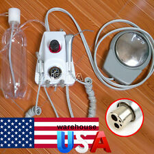 Dental Portable Teeth Air Turbine Unit Tube 4 Hole 3-Way Water Syringe US STOCK