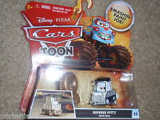 Disney Pixar Cars Toon Monster Truck Mater REFEREE PITTY