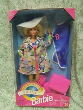 "Barbie doll: ""International Travel"" special edition,1989 blonde hair rm-191"