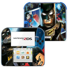 Lego Batman 2 DC Super Heroes ADESIVI Vinyl Skin Sticker for Nintendo 2DS - 007