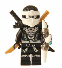 LEGO® Ninjago™ Deepstone Minifigure - Zane with Armor and Aeroblade