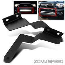 "For 05-15 Toyota Tacoma 30"" Offroad LED Light Bar Hidden Bumper Mounting Bracket"