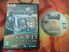 THE GUILD 2 GOLD EDITION PC SHIPPING 24/48H