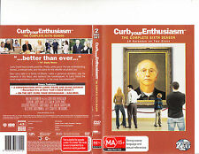 Curb Your Enthusiasm-2000/14-TV Series USA-Complete Sixth Seaon-2 Disc-DVD