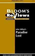 "Bloom's Reviews Comprehensive Research and Study Guides: ""Paradise Lost"" by..."
