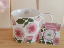 Royal Botanic Gardens KEW Pink Chintz SHABBY CHIC Fine China MUG