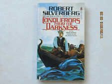 Conquerors from the Darkness by Robert A. Silverberg (1986, Paperback, Reprint)