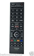 New Toshiba CT-8037 Remote for 58L5400U 58L5400UC 65L5400 65L5400UC 40L3400U USA
