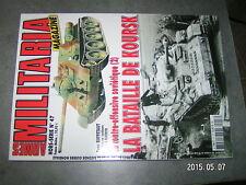 Revue Armes Militaria HS n°47 Contre offensive Sovietique Bataille de Koursk