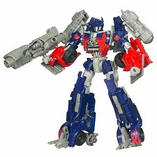 Transformers Dark of the Moon MechTech Voyager Optimus Prime Hasbro