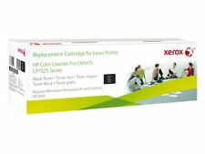 106R02221 OEM XEROX (HP CE320A) 128A BLACK TONER CARTRIDGE COLOR LASERJET CP1525