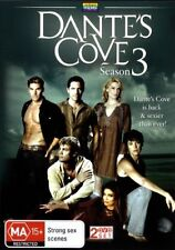 Dante's Cove : Season 3 (DVD, 2008, 2-Disc Set) New & Sealed
