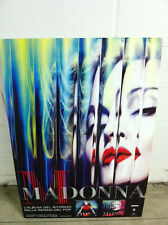 MADONNA display cartonato MDNA 2012 stand standee Promo med 100 x 68 Italy