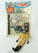 1978 Chips Fleetwood Set and Mego Chips Figure