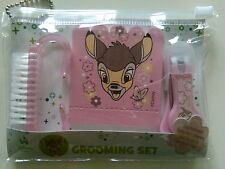 DISNEY BAMBI GROOMING SET nail clippers bath BABY shower CHILDRENS kit