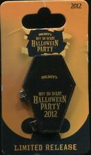 Mickey's Not So Scary Halloween Party 2012 Mickey Logo Disney Pin 92172