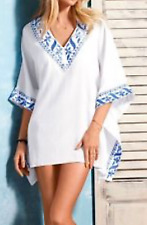 Victorias Secret Stunning Beach Swim Cover up Dress NWT XS / S