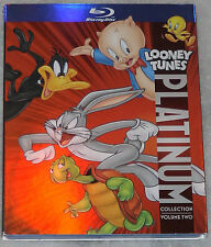 Looney Tunes: Platinum Collection, Volume 2 - Blu-ray Box Set - NEW & SEALED