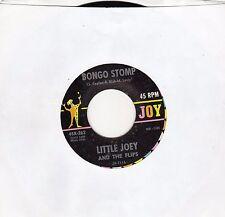 Little Joey & The Flips-Bongo Stomp (VG+)