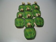 VINTAGE. CHRISTIAN DIOR TENDRE POISON PERFUME EDT SAMPLES  LOT X 10 .27 ML. EACH