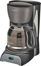 NEW SUNBEAM MR COFFEE SK-13NP 12 CUP BLACK COFFEE MAKER BREWER ELECTRIC 1480144