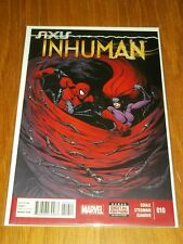 INHUMAN #10 MARVEL COMICS NM (9.4)