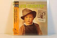 ELVIS PRESLEY: I'M 10,000 YEARS OLD ~JAPAN MINI LP CD ~AUTHENTIC, VERY RARE, OOP